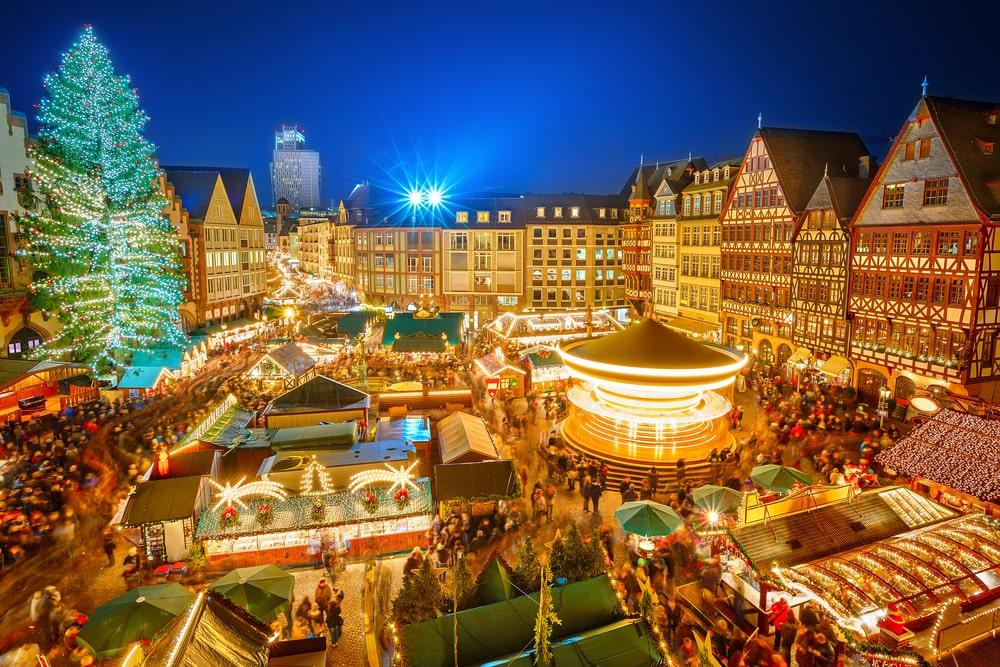 世界一美しい‼ドイツ『世界最古』のクリスマスマーケットを紹介!