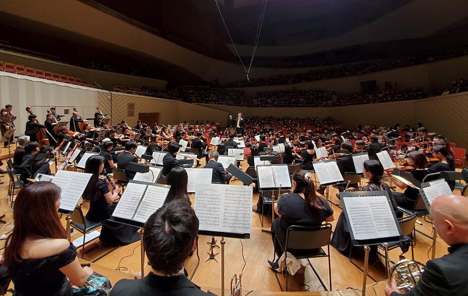 ステージ上で演奏が聴ける!?新感覚のエンタメ『共奏クラシックコンサート』に行ってきた🎺