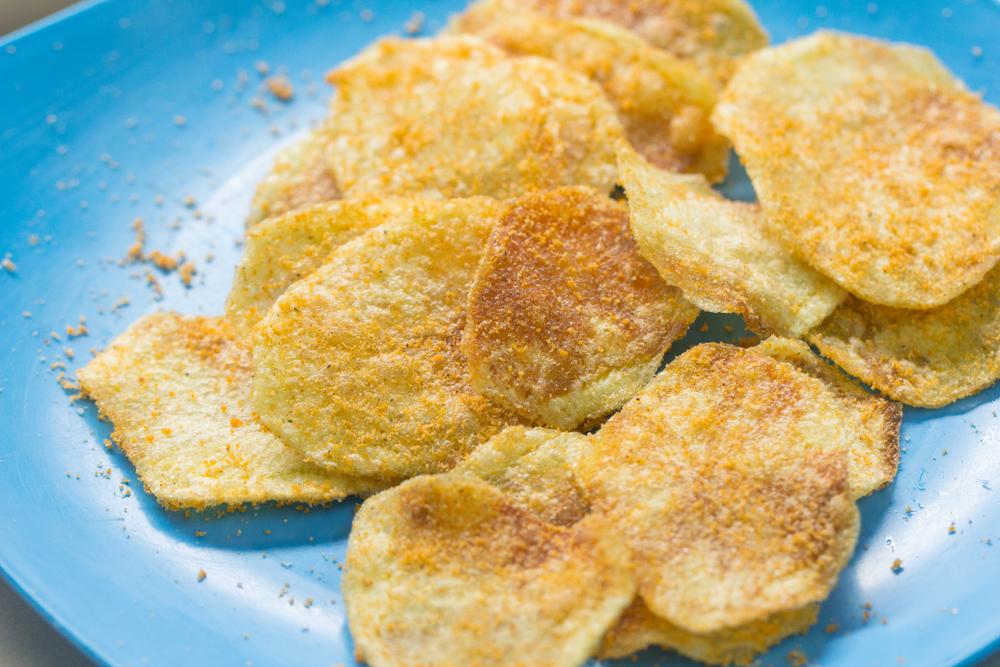 『シーズニングパウダー』で、ポテトチップスの味を強化してみた🧂