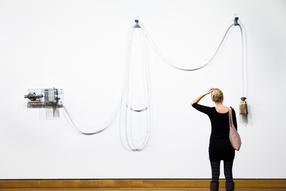 奥が深くて面白い、現代アートの世界
