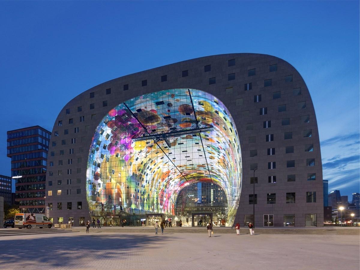 MVRDV  建築 アート オランダ