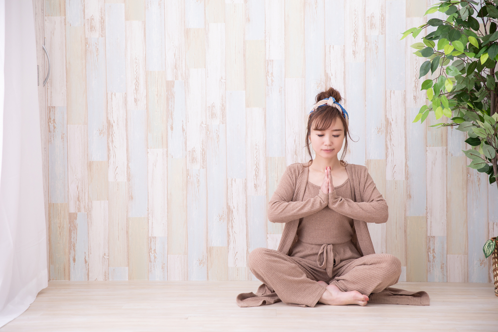 私のコロナ禍での楽しみ方。Vol.4 「瞑想」を取り入れて、自宅にいながら生産性をアップ!