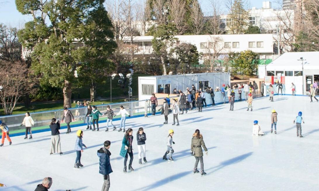 この冬は六本木でアイススケートを楽しむ、『MIDTOWN ICE RINK in Roppongi』