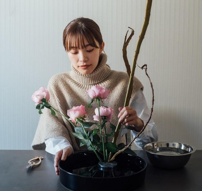 XIKA Omotesando サイカオモテサンドウ 花体験 華道
