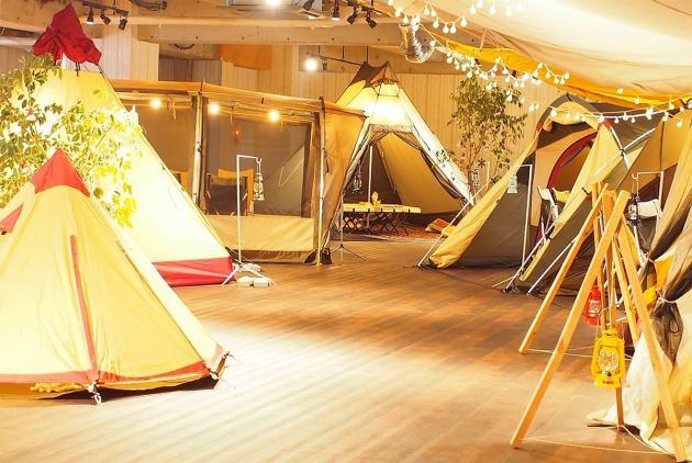 ogawa GRAND lodge CAFE 小川テント アウトドア インドア キャンプ